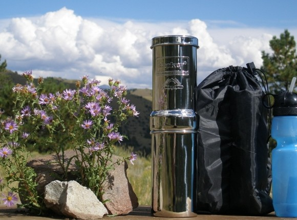 The Berkey Filter Best Water Purifiers Go Berkey Kit